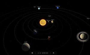 20160306の惑星配置