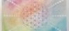 色に触れる、神聖幾何学に触れる フラワーオブライフを描く