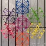 11/29 神聖幾何学、自分で組み立ててみる体験会